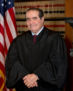 Supreme Court Justice Antonin Scalia 1936-2016