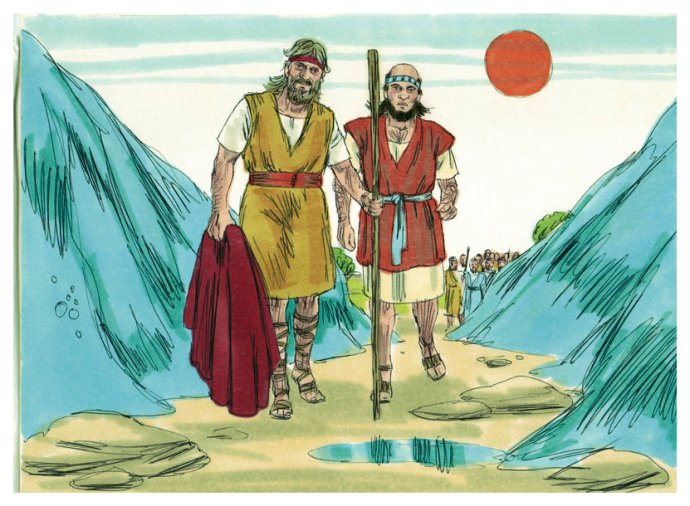 Second_Book_of_Kings_Chapter_2-6_(Bible_Illustrations_by_Sweet_Media)