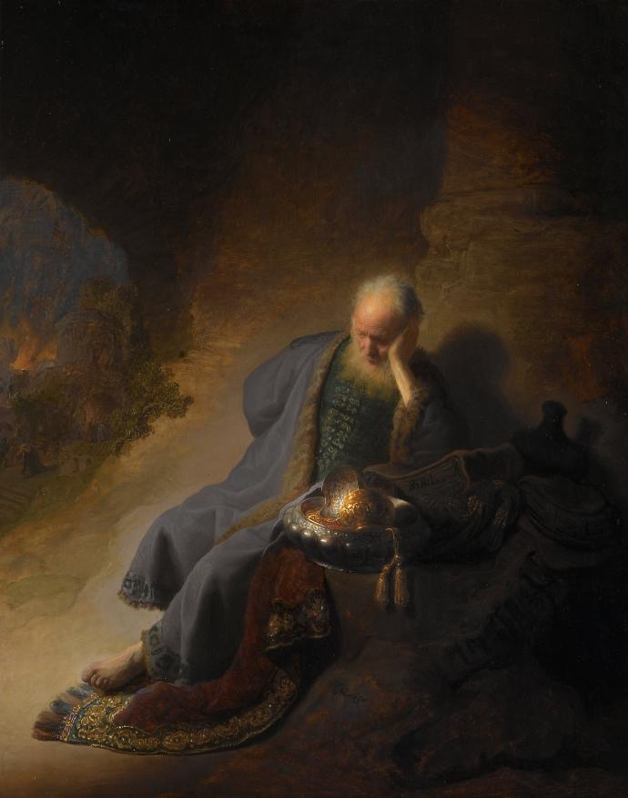 rembrandt_harmensz-_van_rijn_-_jeremia_treurend_over_de_verwoesting_van_jeruzalem_-_google_art_project